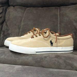 Men's Polo Ralph Lauren Vaughn Shoes sz 10.5D